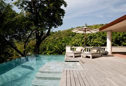 Piscines et terrasses : prendre l'air et en