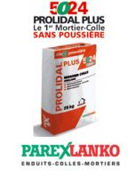 5024 Prolidal Plus : mortier colle