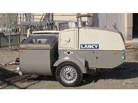 LANCY invente le malaxage grand volume sur ses machines à projeter PH9 RS2 et PH9 R eco