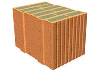 CLIMAmur�, la brique intelligente 100 % min�rale, 100 % naturelle