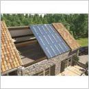 Panneaux de toiture Trilatte (panneaux de toiture)