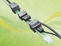 La nouvelle génération de câble plat gesis NRG de Wieland Electric