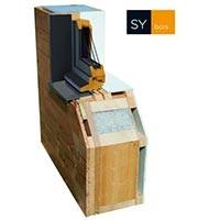 SYbois : Système constructif écologique, économique et performant.