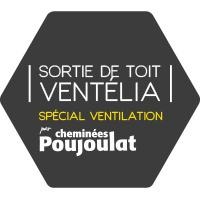 VENTÉLIA, la nouvelle sortie de toit ventilation haute performance, par Cheminées Poujoulat
