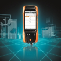 Nouvel i-analyseur de combustion testo 300