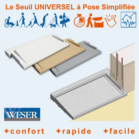 Le Seuil Universel A Pose Simplifiee