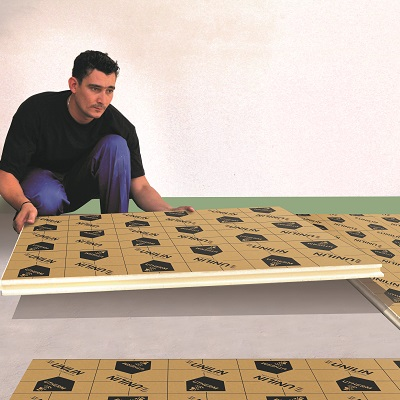 UTHERM floor CONFORT dB, la nouvelle solution ...