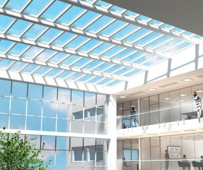 La nouvelle solution Cascade VELUX Commercial ...