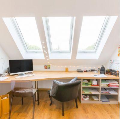Rénovation énergétique et aménagement d'une maison