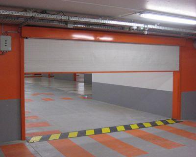 Solutions coupe-feu pour parkings et garages