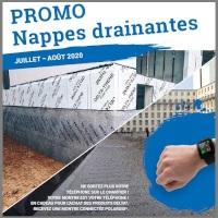 Promotion drainage DELTA