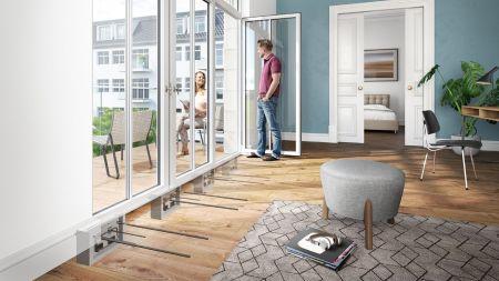 Schöck Isokorb RT : la solution pour rénover durablement en ajoutant un balcon