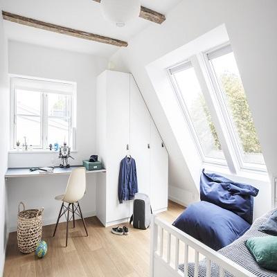 La chambre, ou comment concevoir l'espace pour mieux vivre...et dormir !