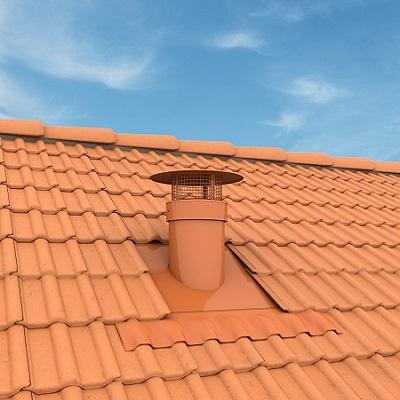 Les sorties de toit Cheminées Poujoulat