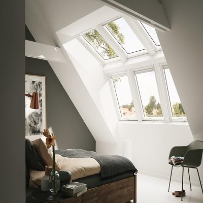 Intégrez des ouvertures pour un climat intérieur sain et lumineux, au sein de votre projet