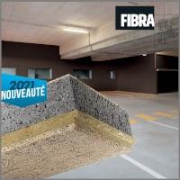 Nouveautés Knauf Fibra :des innovations qui révolutionnent l'isolation des sous-faces de dalles