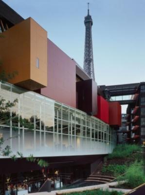 Musée du quai Branly-Jacques Chirac, Paris