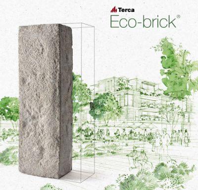 Eco-brick 3,5 cm qui font toute la différence pour la planète