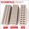 Caniveaux compacts ULMA KOMPAQDRAIN®: CITY, INDUSTRY, CIVIL