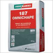 187 Ominchape - Mortier de dressage