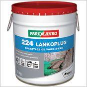 224 Lankoplug - Mortier de colmatage de voie d'eau