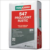 547 Prolijoint rustic - Joint de carrelage
