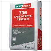 736 lankocrete reseaux - Mortier de réhabilitation