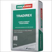 Tradirex - Corps d'enduit traditionnel