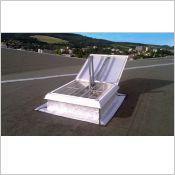 Ecofeu Premium Classic 160 PN et EL - Lanterneau à rupture de pont thermique