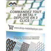 boutique en ligne METAL DEPLOYE