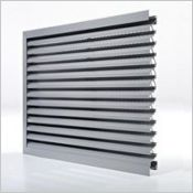 DucoGrille Solid - Grille architecturale