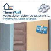 Cloison isolante ThermiWall