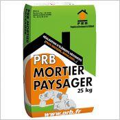 PRB Mortier Paysager - Mirco-mortier décoratif