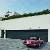 Porte de garage sectionnelle - Double jusqu'à 5,5 m