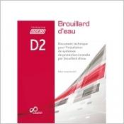 Référentiel APSAD D2 - Brouillard d'eau