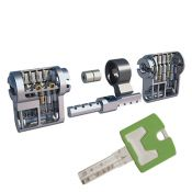 Cylindres haute sécurité MODULAR MX