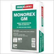 MONOREX GM - Enduit monocouche semi-allégé grain moye