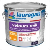 Velours mill - Laque microporeuse boiseries