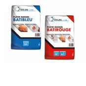 Plâtres Batirouge / Batibleu