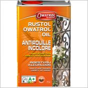 Rustol Owatrol - Antirouille incolore multifonction
