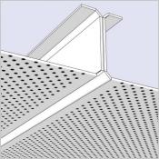 PM300 Extérieur - Plafond acoustique