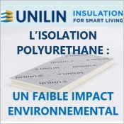 Unilin Insulation, une isolation durable et responsable