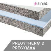 SINIAT - PRÉGYMAX & PRÉGYTHERM - Doublage haute performance