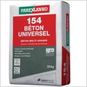 154 Béton universel - Béton multi-usage