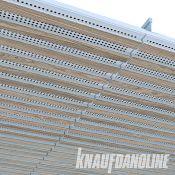 Knauf  Rold12 - Plafond modulaire tridimensionnel