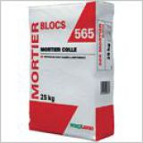 565 Mortier blocs - Mortier colle