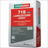 715 Lankostone joint - Mortier de pavage coulable à retrait