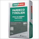 Paredeco Tyrolien - Enduit de parement