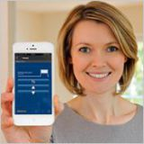 Bisecur Gateway  - Application pour smartphone et tablette