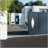 Portails coulissants - Portails aluminium